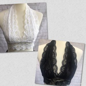 Accessories - Bralettes, one black and one white